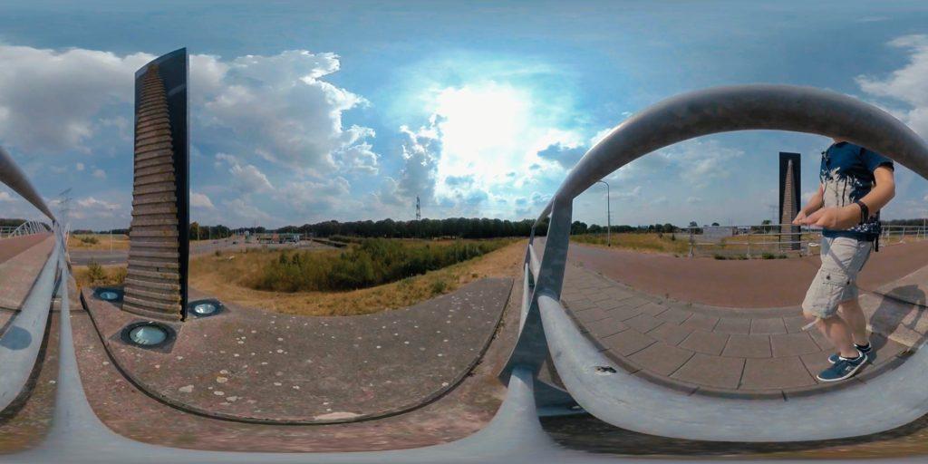 360 graden foto op Instagram; zo doe je dat.