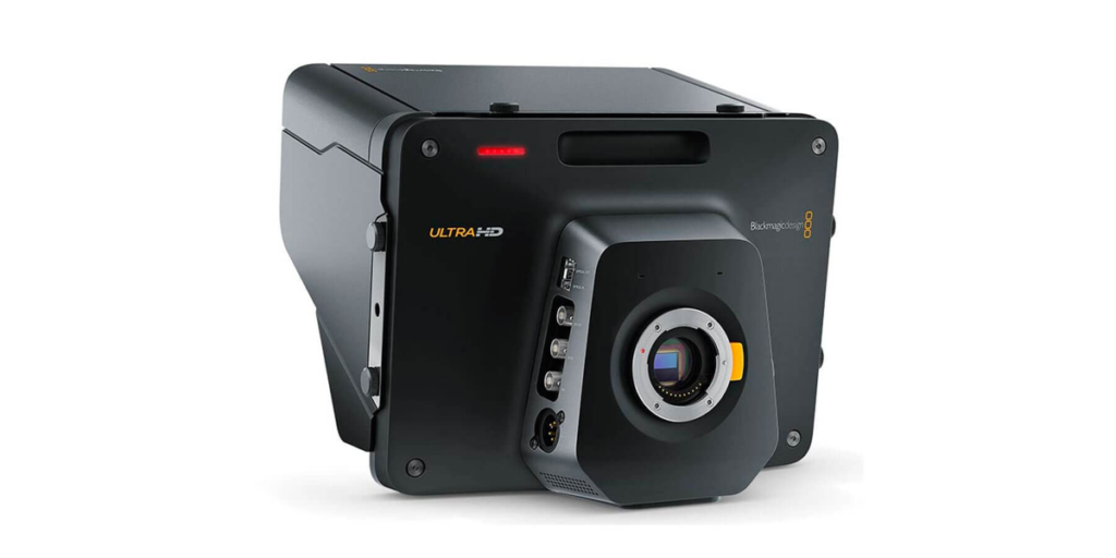 Blackmagicdesign Studio Camera 4K