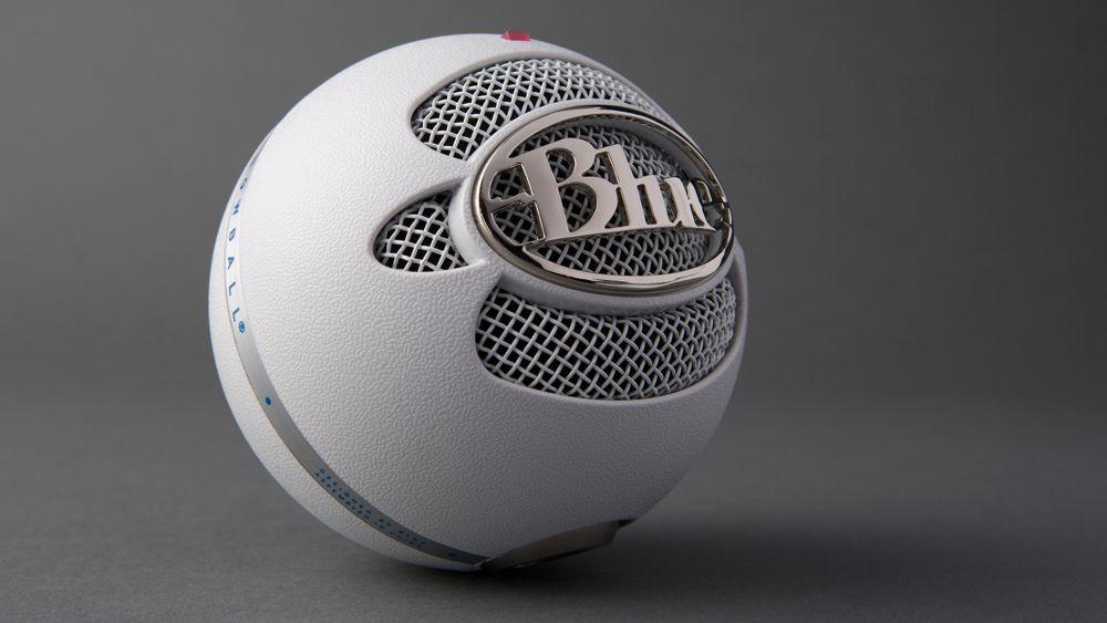Blue Snowball USB microfoon