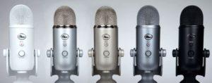 Blue Yeti studio-microfoon
