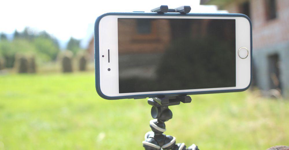 Gorillapod statief voor smartphones