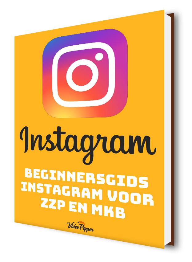 Instagram beginnersgids cover