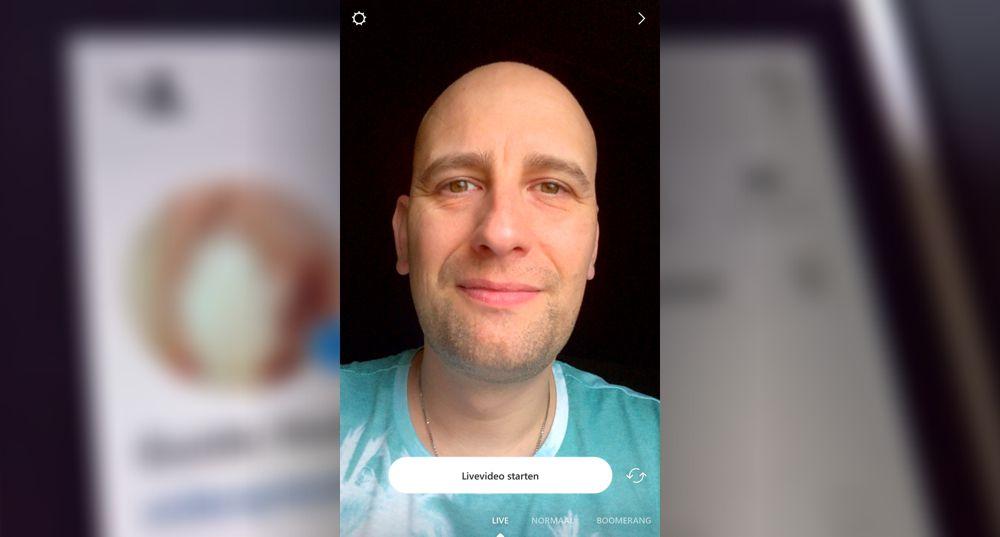 Instagram Live met je telefoon