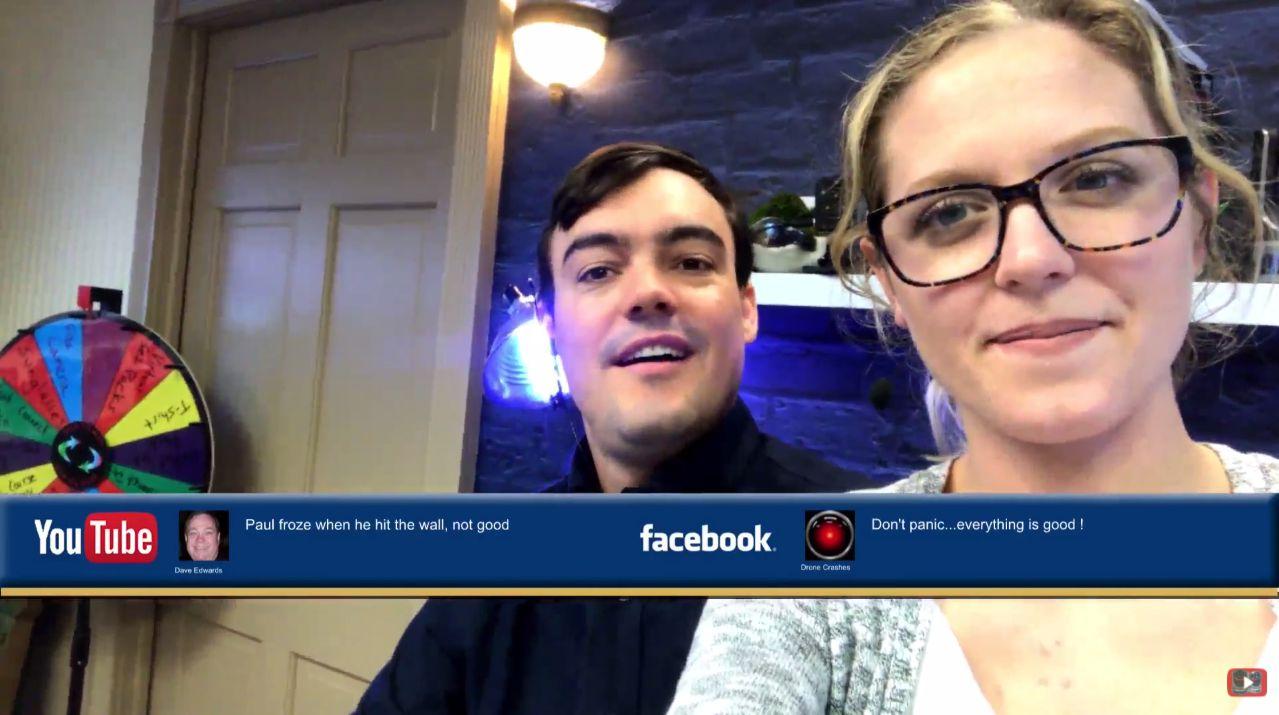 Meer interactie met reacties op Facebook Live