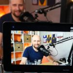 iPad of iPhone als webcam.