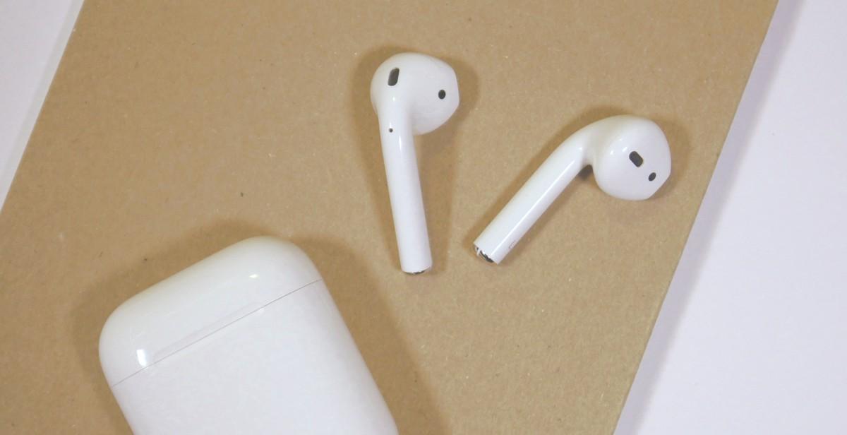 Apple Airpods gebruiken als bluetooth microfoon voor iPhone.