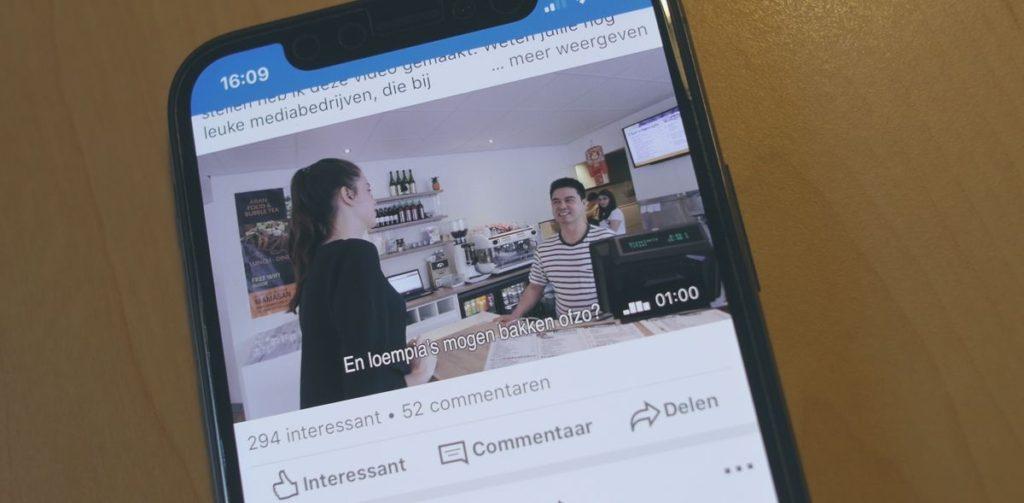 Video platform van LinkedIn werd pas in 2017 geïntroduceerd.