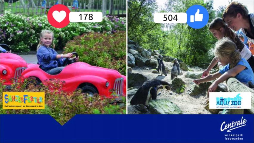Social video Facebook Live de Centrale