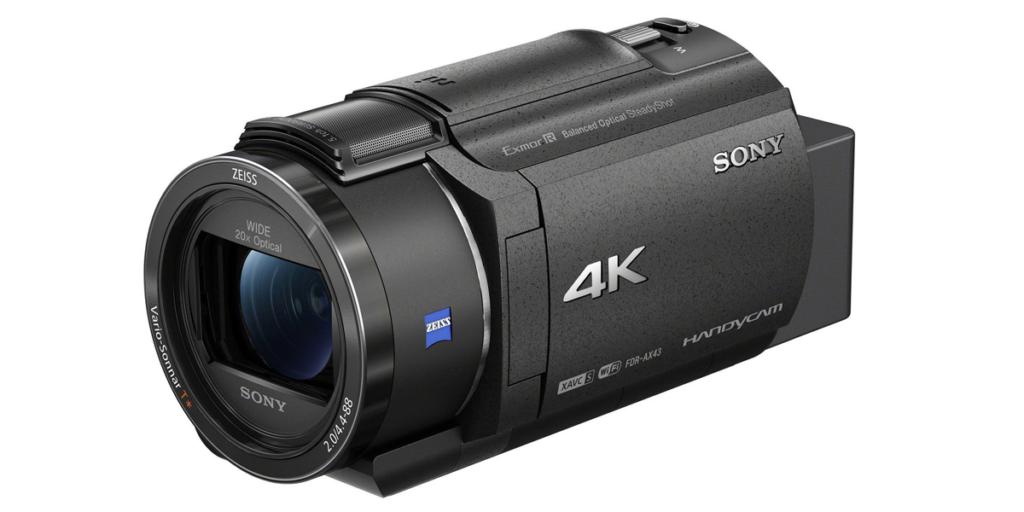 Sony FRD AX43 4K camera