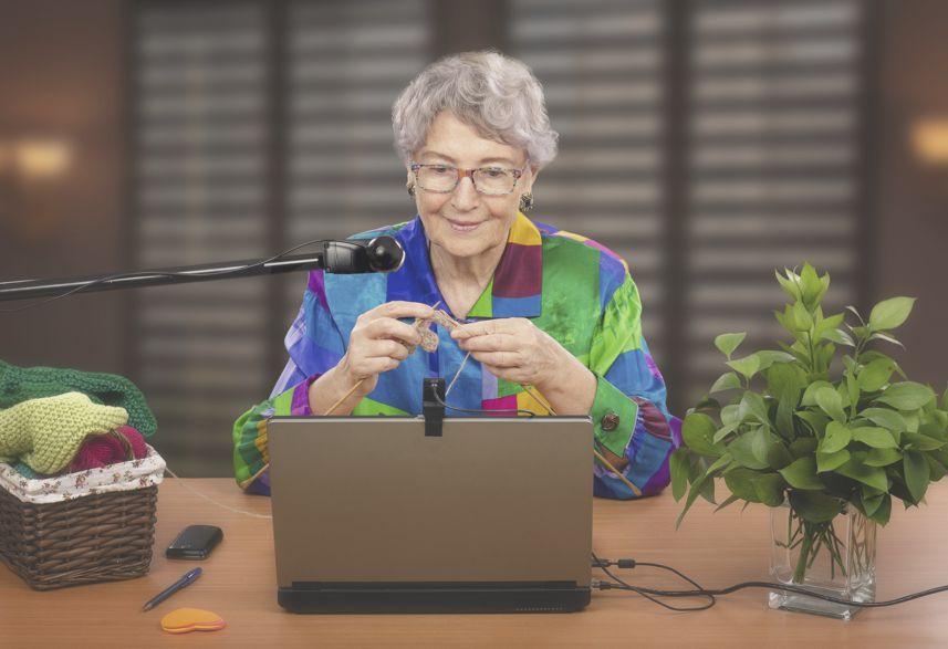 Webcam streamen naar Facebook Live of YouTube Live